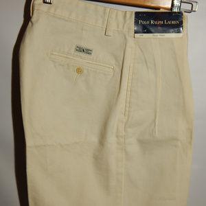 "Ralph Lauren Khaki Shorts ""Tyler"""